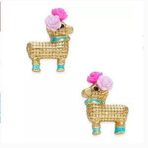 kate spade Piñata Stud Earrings nwot